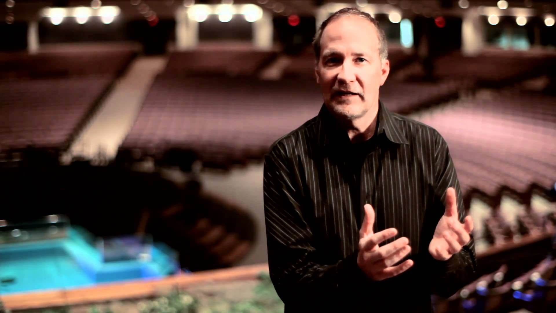 Video: Interview with Dave Stone