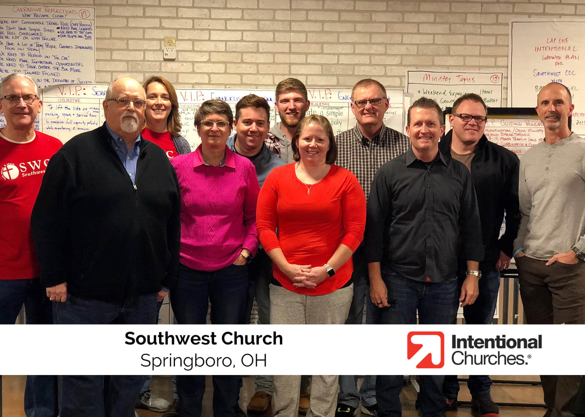 5 Things I Learned from Southwest Church – Springboro, OH