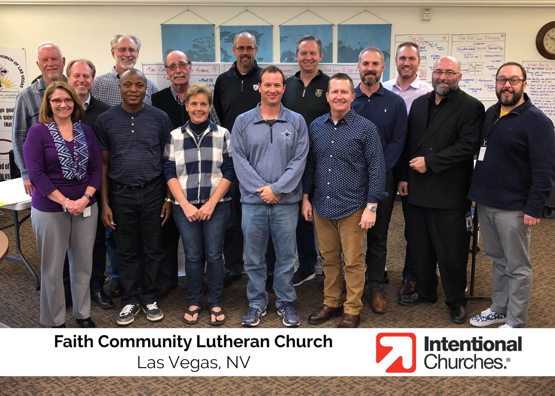 3 Insights & 10 Words from Faith Community Lutheran – Las Vegas, NV