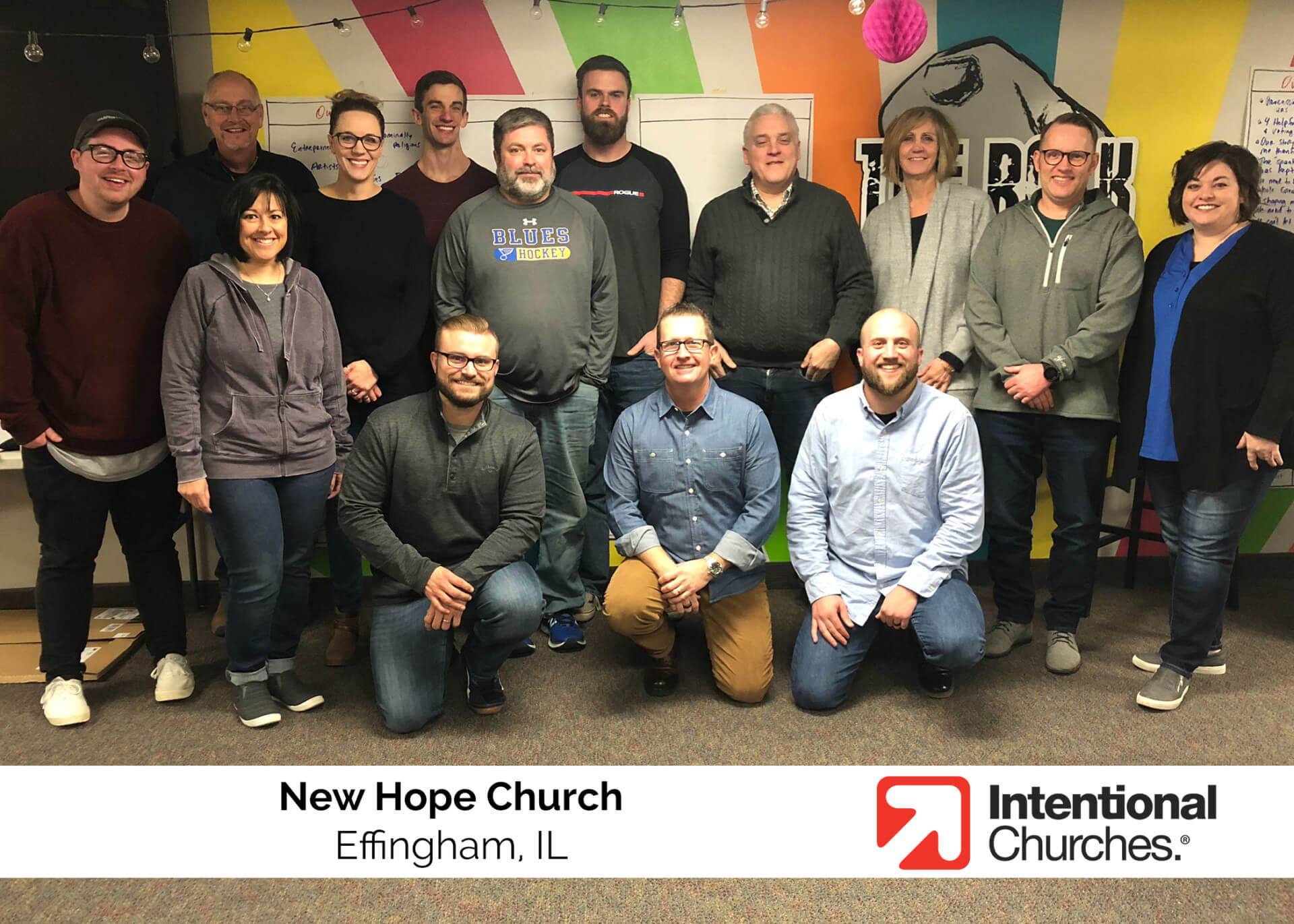 Learnings from New Hope Church in Effingham, IL